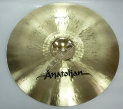 "Anatolian 18"" Ultimate Thin China - talerz perkusyjny"