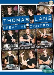 Hudson - Creative Control Book/CD - Thomas Lang