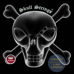 Skull Strings BASS Line B4 XT 65-135 - struny do gitary basowej