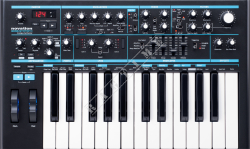 Novation Bass Station II  - syntezator