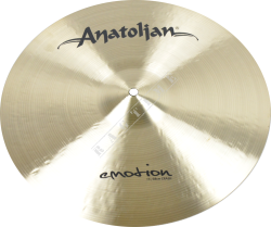 "Anatolian 15"" Emotion Crash - talerz perkusyjny"