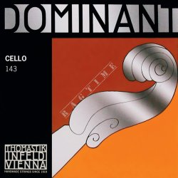 Thomastik 143 Dominant Cello D Synthetic Core - struna D do wiolonczeli