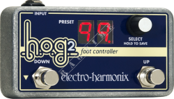 Electro Harmonix Hog 2 Foot Controller - footswitch