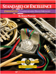 Standard of Excellence Enhanced Book 1 Alto Saxophone PW21XE