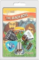 Perri's BHB1 Beach Boys - komplet kostek do gitary