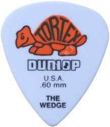 Dunlop Tortex The Wedge 0,6mm - kostka do gitary