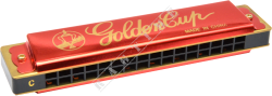 Golden Cup JH 016-1 Red C - harmonijka ustna