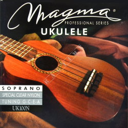 Magma UK100N - struny do ukulele sopranowego
