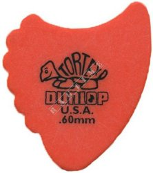 Dunlop Tortex Fins 0,6mm - kostka do gitary