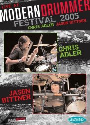 Hudson - Live at Modern Drummer Festival 2005 - Chris Adler and Jason Bittner