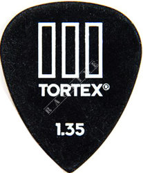 Dunlop Tortex III 1,35mm - kostka do gitary