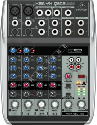 Behringer Q802USB Xenyx - mikser analogowy