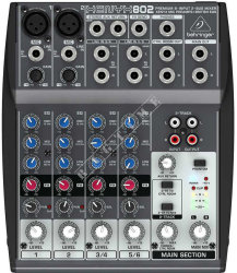 Behringer 802 Xenyx - mikser analogowy