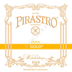 Pirastro Gold Violin E 4/4 Loop P315821