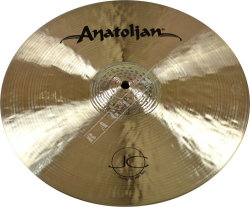 "Anatolian 15"" Jazz Honey Hi-Hat - talerz perkusyjny"